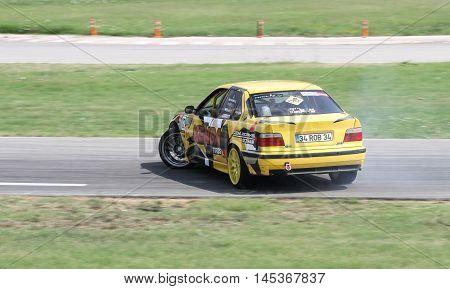 Apex Masters Turkish Drift Series Izmit Race