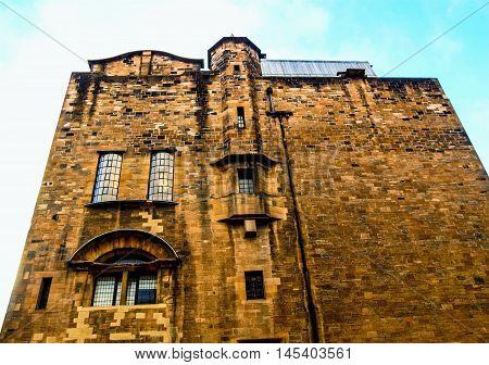 Glasgow School Of Art Hdr
