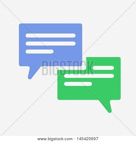 Message Or Chat Icons