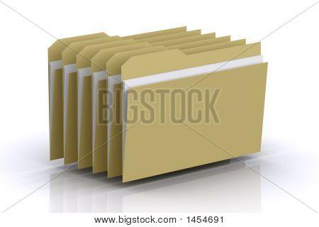 3D Multiple Folders