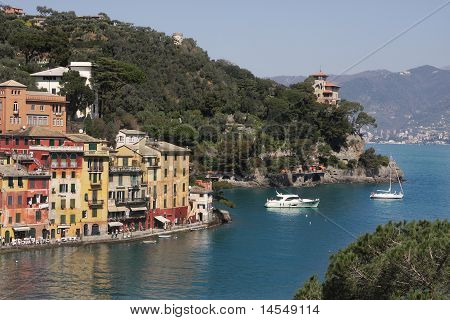 View On Portofino.