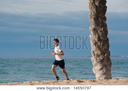 Teen Jogging