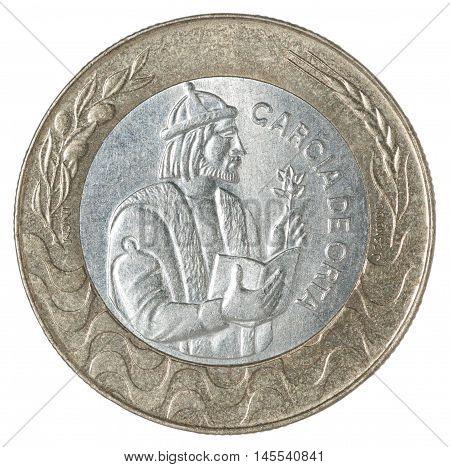 Coin Portuguese Escudo
