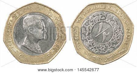 Jordanian Dinar Coin