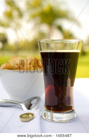 Dark Beer & Potatoes Chips