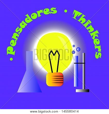 Learning profile. .Thinkers Highschool education. Spanish Inglés 3/10