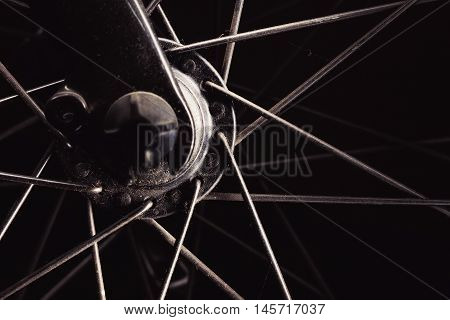 Sport Bike Abstract