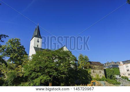The Beautiful Church - Oberste Stadkirche