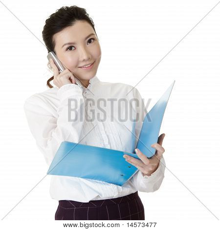 Young Business Woman