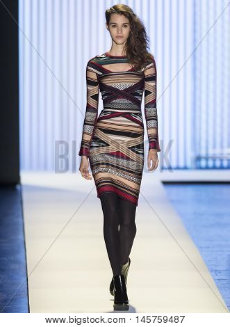 Herve Leger - Fall Winter 2016 Collection