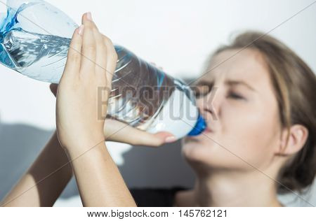 Trying To Rehydrate The Organism