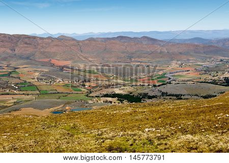 Lappiesland - Swartberg Nature Reserve