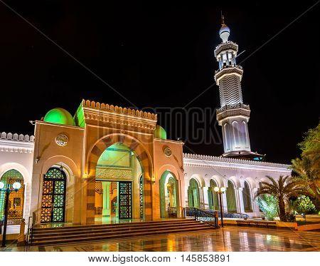 Sharif Hussein Bin Ali mosque in Aqaba, Jordan