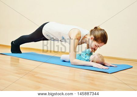 Sport With Baby