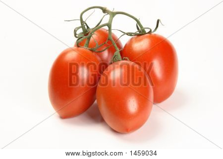 Vine Plum Tomatoes