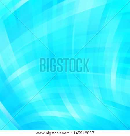 Abstract Technology Background Vector Wallpaper. Stock Vectors Illustration. Blue Color