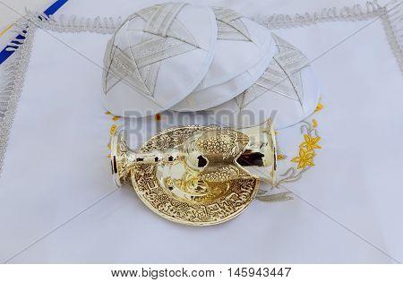 Bar Mitzhvah Jewish Religious Symbol