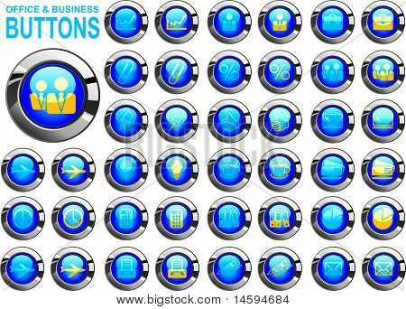 Set Buttons Office.eps