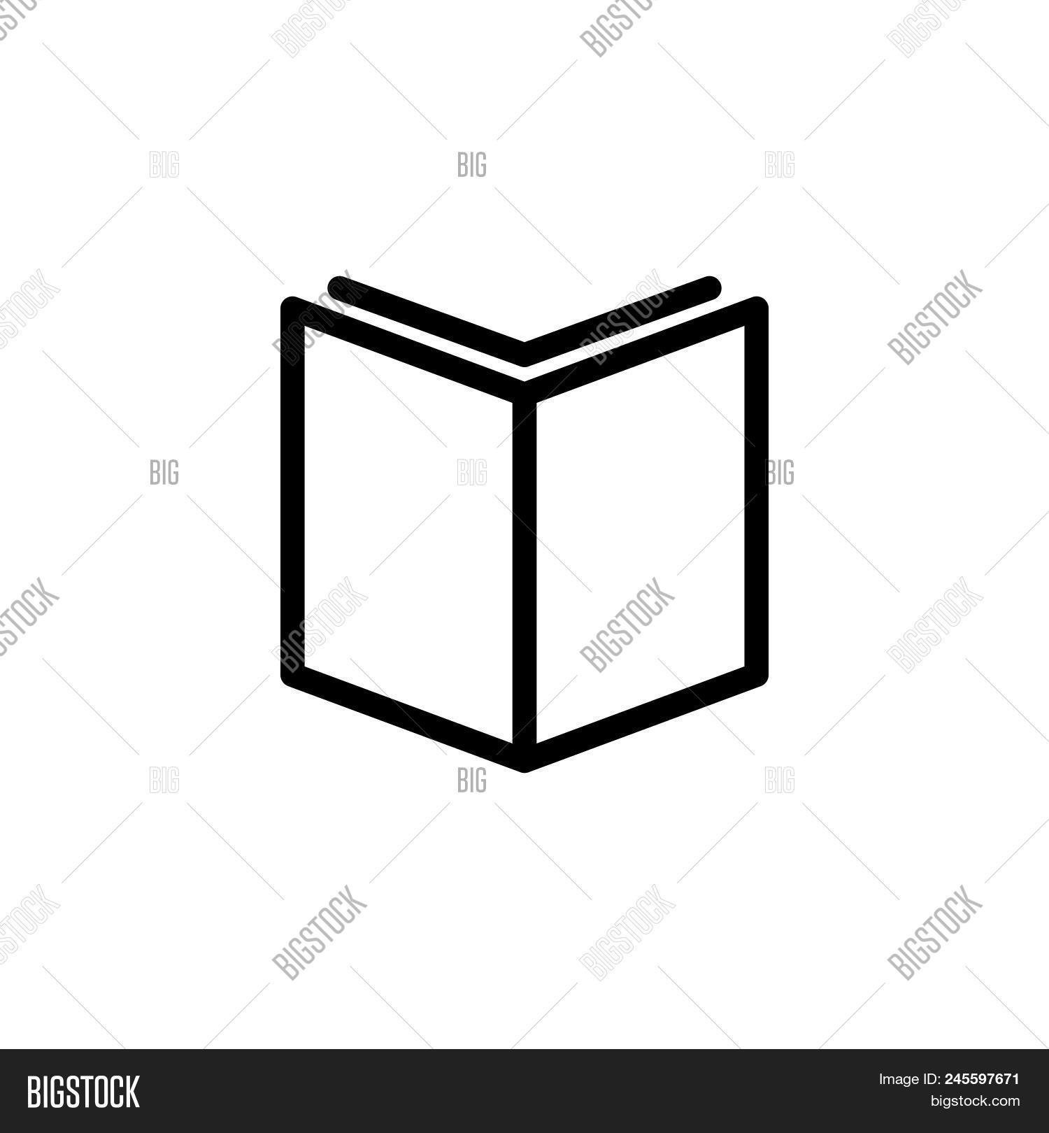 open book vector icon vector photo free trial bigstock rh bigstockphoto com open book vector free open book vector clip art