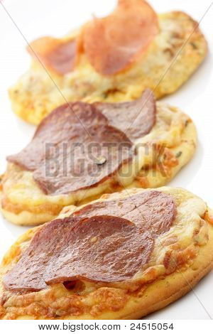 Pizza Hors D'oeuvre