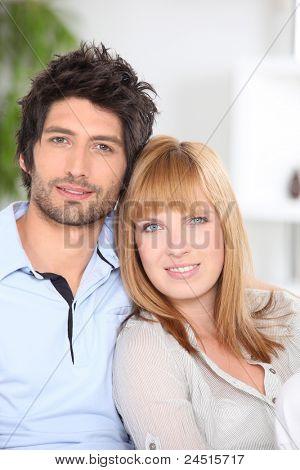 Twentysomething couple