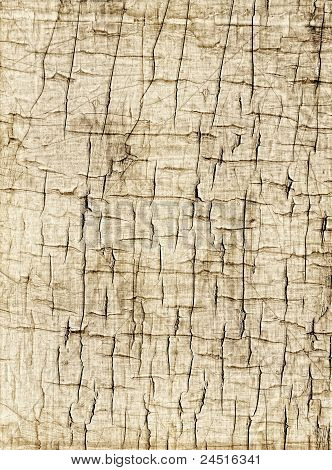 Grunge sepia chipped paint texture background