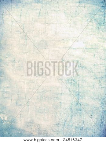 Grunge texture abstract blue background