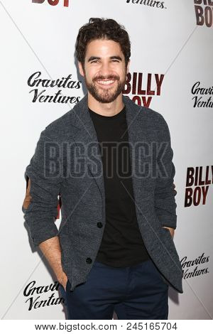 LOS ANGELES - JUN 12:  Darren Criss at the