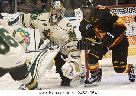 Ontario Hockey League - London Vs Belleville