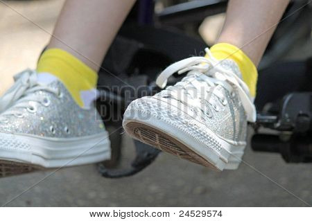 Wheelchair Shoes