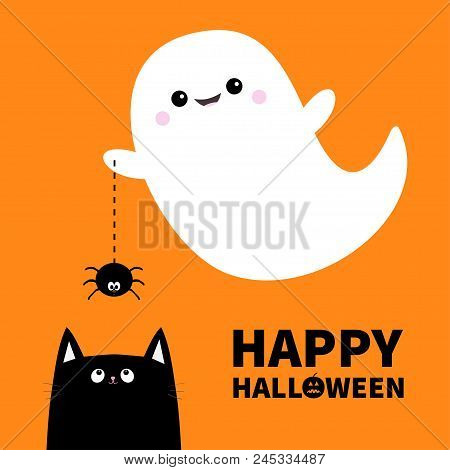 Happy Halloween Vector Photo Free Trial Bigstock