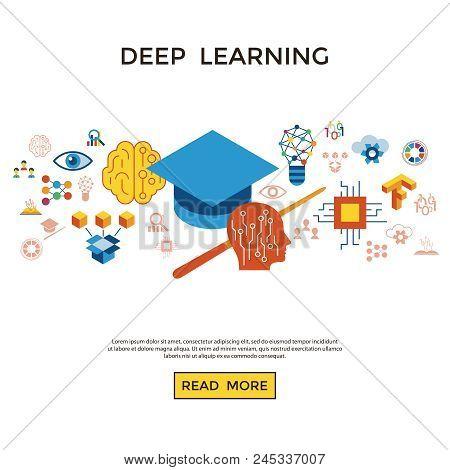 Digital Vector Deep Learning