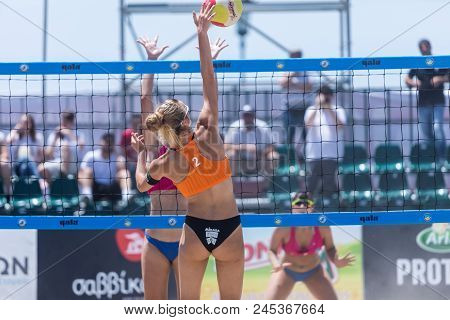 Hellenic Championship Beach Volley Masters 2018