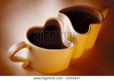 Love Cups Of Coffee