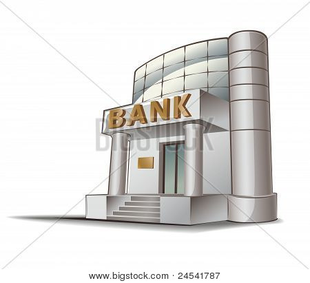 Bank vector illustration