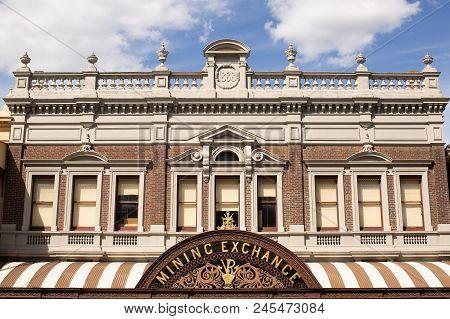 Mining Exchange Building