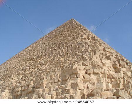 The Egyptian Pyramid