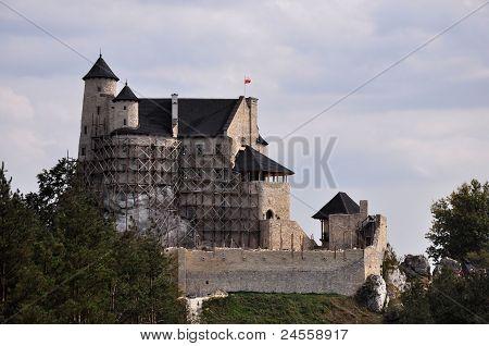 Castle of Bobolice, Poland