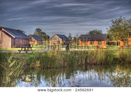 Holiday Lodges in HDR