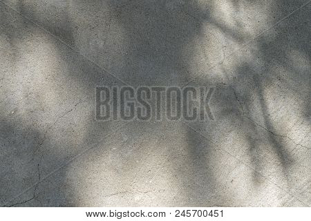 Shadows On A Plastered Wall For Backgrounds