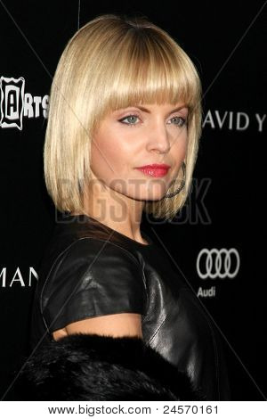 LOS ANGELES - OCT 18:  Mena Suvari arriving at the PS Arts 20th Anniversary Event at the Sunset Tower Hotel on October 18, 2011 in West Hollywood, CA