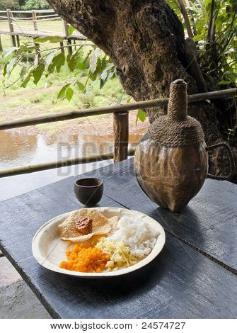 Traditional Goan Food