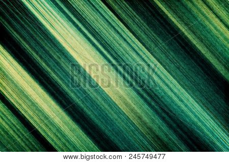 Abstract Grunge Green Motion As A Background