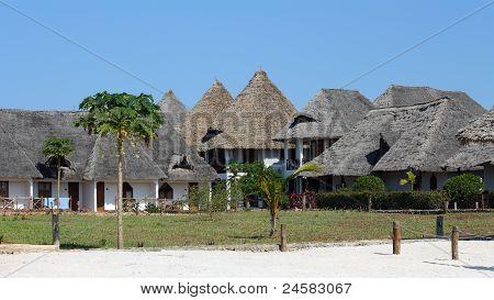 Bungalow Resort In Zanzibar