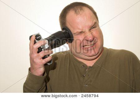 Suicidal Photographer