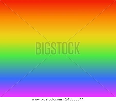 Colorful Rainbow Texture Background Of Gradient Colors, Followed Lgbt Pride Flag, The Colored Symbol
