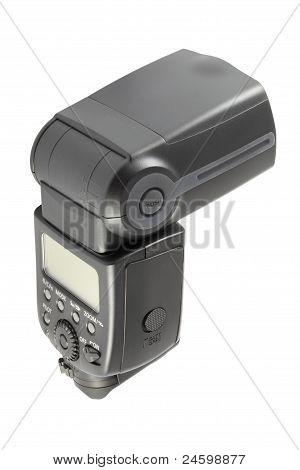 Back of camera flash light