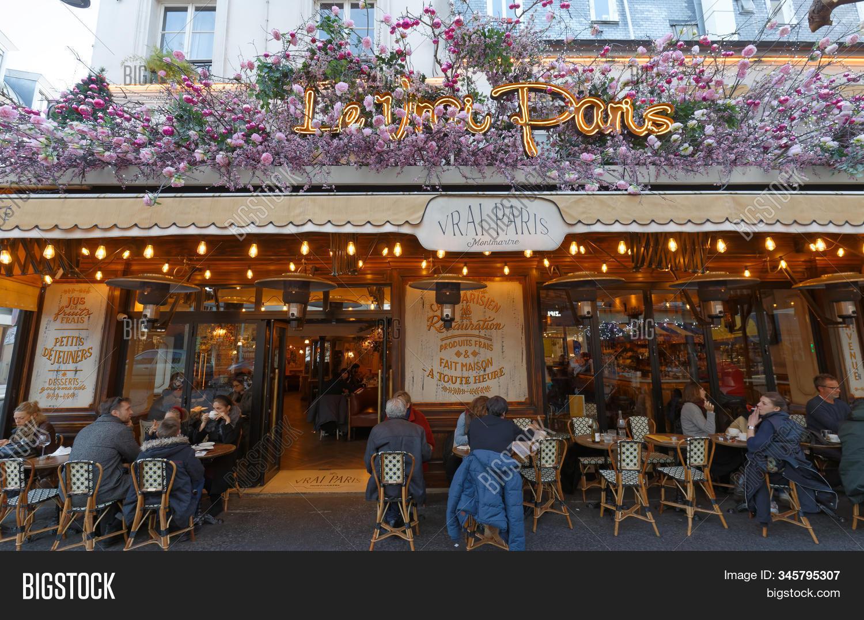 Paris France January Image Photo Free Trial Bigstock