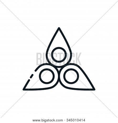 Holy Trinity Symbol Design, Religion Culture Belief Religious Faith God Spiritual Meditation And Tra
