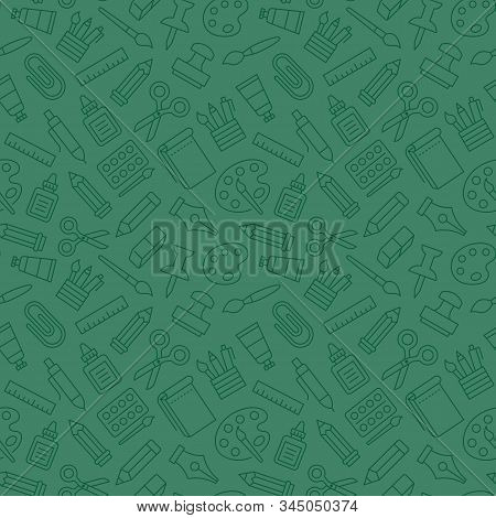 Stationery Background Vector Photo Free Trial Bigstock